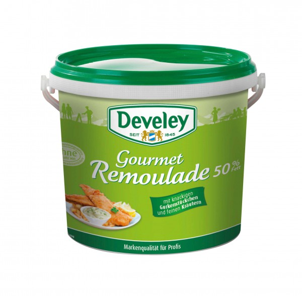 Develey Remoulade 50% 5kg Eimer