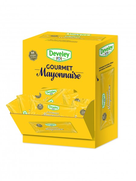 Develey Mayonnaise 80% 20 ml Portionsbeutel