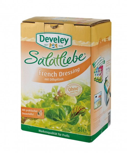 Develey French Dressing 5 l Bag in Box