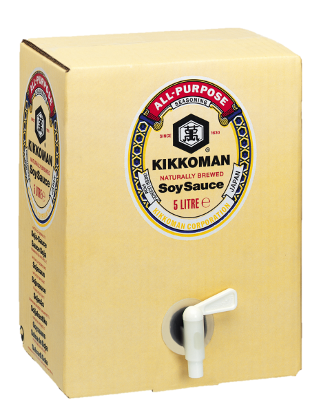 Kikkoman Soja Sauce 5 l Bag in Box